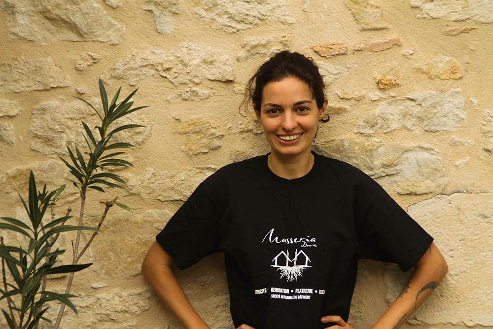 Fady Dal-Mas responsable communication et relation client chez Masseria Duras